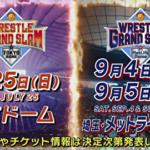 【特報】5.29東京ドームの振替日決定 & 埼玉メットライフドーム2連戦を発表【6.16後楽園】