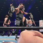 【新日本プロレス】すっかり前座が定位置になってしまった闇の王! NEVER6人タッグ奪還に乗り出す