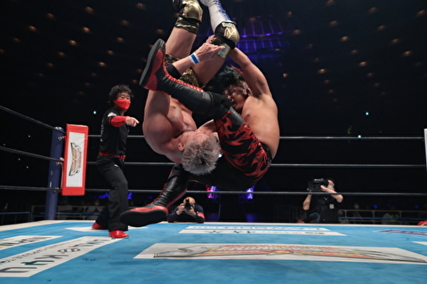 【新日本プロレス】6.7大阪城メインのオブザーバー評は星4.5! & 棚橋はもう最前線に戻れないのか?