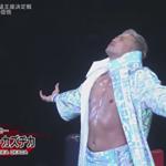 【新日本プロレス】オカダ・カズチカが入場ガウンを新調! 今度はシーフードヌードル?