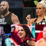 【WWE】春の大量リリース第2弾! ブラウン・ストローマン、ラナ、ルビー・ライオットら6名が解雇