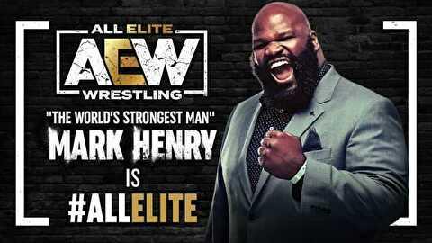 【AEW】新番組「AEW Rampage」が放送開始 & 元WWEのマーク・ヘンリーがコーチに就任