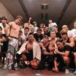 【新日本プロレス】ドラゲー選手が鷹木を祝福してるツィートを会社公式がRTしてる。いい光景だな