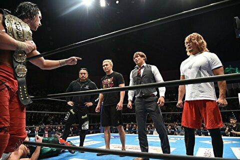 【新日本プロレス】鷹木がIWGPを取るなら一回ぐらい後藤に取らせてあげても良かったのでは?