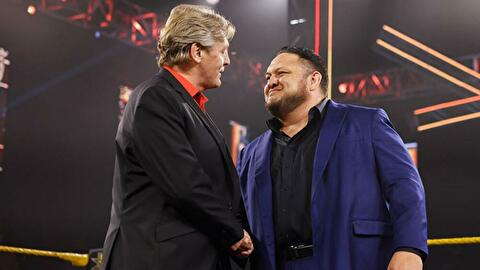 【WWE】サモア・ジョーがNXTに登場! これって最速復帰じゃね?