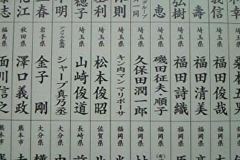 熊本城に寄付する飛翔の神