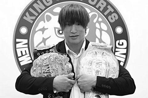 【新日本プロレス】新しいベルトは見栄えがいいけど「世界」と付いただけで全く違うベルトに見えてしまう