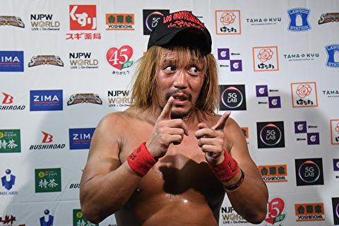 【新日本プロレス】内藤がSANADAとのタッグ挑戦匂わせ & 早くも内藤発言に噛みつくタイチ