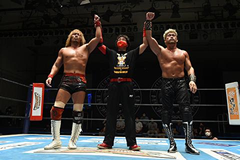 【新日本プロレス】内藤SANADA組が本格始動? だが本気でタッグやるならまずチーム名を考えてほしいわ