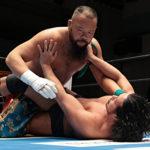 【新日本プロレス】ヤングライオンに胸を貸した飯伏とオーカーン! その叱咤激励が熱すぎる