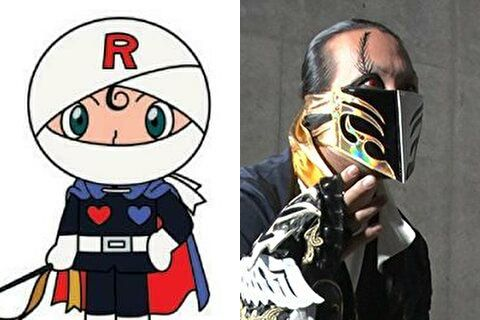 ロールパンナのマスクはDoukiからヒントを得たんだってさ