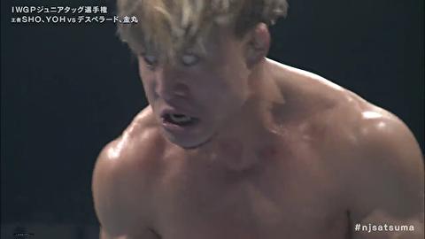 【新日本プロレス】SHOが他団体に出ることになったけど大丈夫なん?
