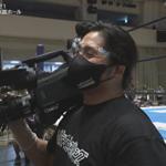 【新日本プロレス】高橋ヒロム、今度はカメラマンに扮して潜入! 【6.23後楽園】