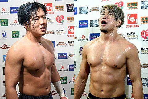 【新日本プロレス】YOHにオラつくワト & GLEATのリングでヒール化するSHOに期待