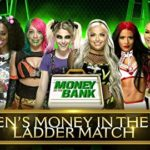 【WWE】女子マネー・イン・ザ・バンク2021【7.18テキサス】