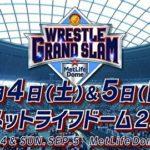 【新日本プロレス】メットライフドーム2連戦2日目の主要カード発表! 初日のサプライズは何かな?