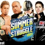 【新日本プロレス】NEVER6人タッグ王座挑戦チームはタイチ&ザック&みのる! あれ、DOUKIは?