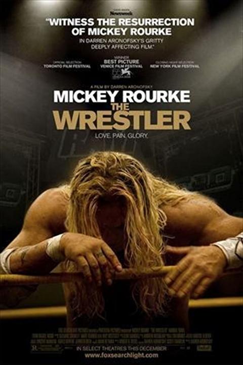 ミッキーローク主演作「wrestler」