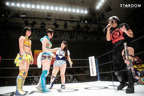 【スターダム】よく考えたら岩谷麻優の5人掛けって大江戸隊に何のメリットもないよな?