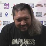 【新日本プロレス】EVILの狙いはベルトじゃない? バックステージで襲撃の真意を明かす【7.2後楽園】