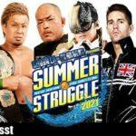 【新日本プロレス】NEVER6人タッグ王座戦後の後楽園でヤングライオンのデビュー戦あるかな