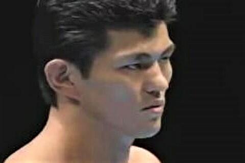 若い頃の鈴木みのるさん怖すぎワロ...えなかった