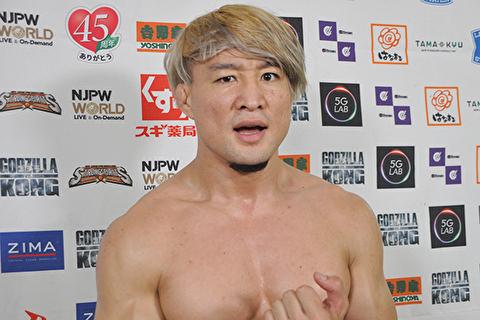 【新日本プロレス】SHOは後輩と組んでる方が輝くなあ、やっぱ3(ry