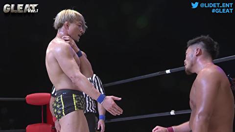 【新日本プロレス】敵地に単身で乗り込んで勝利したSHO、株だいぶ上がったわこれ
