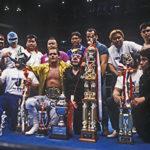 日本人ジュニアヘビー級プロレスラーで打線組んだったw