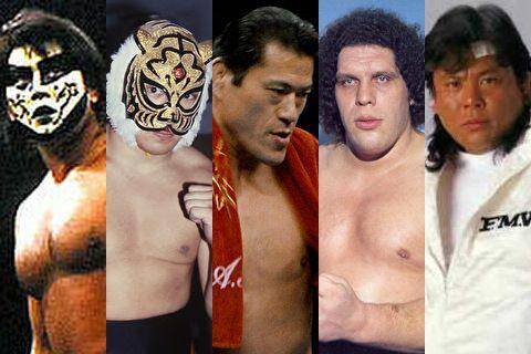 歴代のプロレスラーでもっとも試合の面白さがあったレスラーって誰?