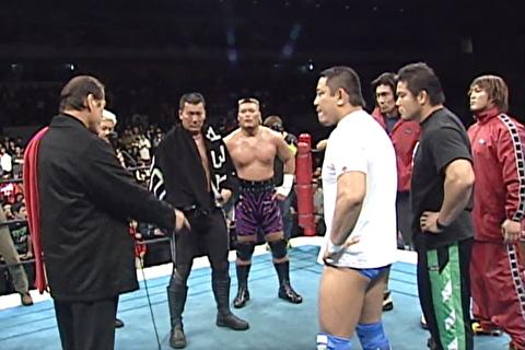 棚橋弘至「俺は!この新日本のリングで!プロレスをやります!」