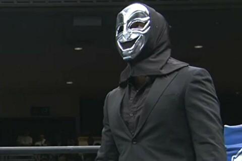 今日本で一番イケメンなプロレスラーがこちらww
