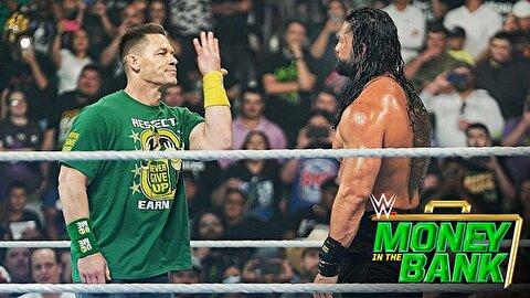 【WWE】マネー・イン・ザ・バンクPPVにジョン・シナがサプライズ登場!