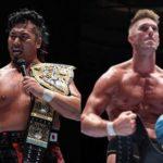 【朗報】新日本プロレス、鷹木信悟とザックセイバーJr.の2トップになる