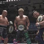 【新日本プロレス】YOSHI-HASHI恒例の締めマイク & 新たな挑戦者が名乗り【8.1後楽園】