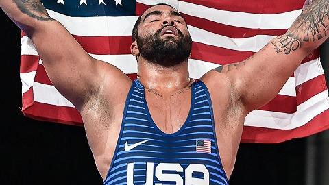 【プロレス記事】WWEが東京五輪レスリング男子フリースタイル125キロ級金メダルのガブレンダン・スティーブンソンと独占契約