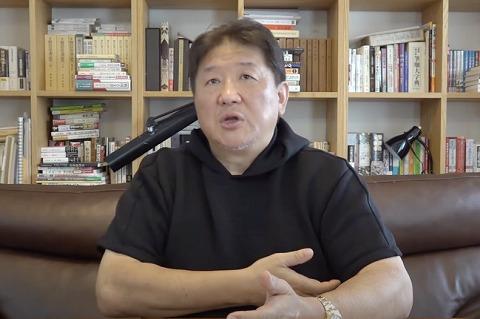 【プロレス記事】前田日明氏がコロナ感染による壮絶な闘病生活を語る「強い方だと思っていたけど…」