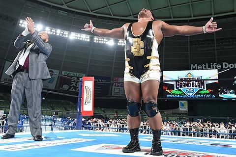 コブさんのポテンシャルを引き出した上で、ちゃんと試合ができるレスラーって今の新日本にいるんか?