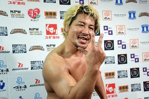 最終戦で組まれた鷹木信悟 vs 高橋裕二郎にロマンを感じずにはいられない