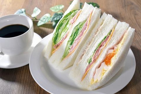 サンドイッチの具、まずいものが無い
