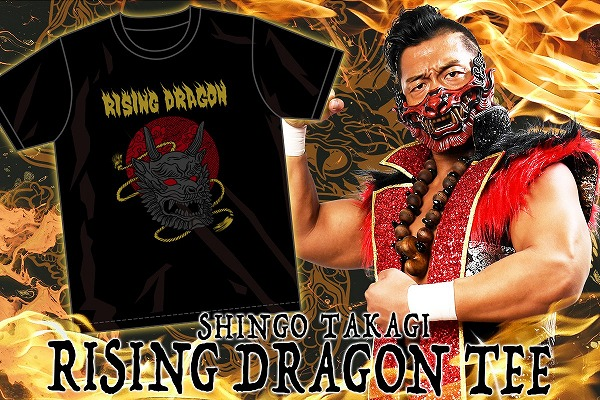 鷹木の新作Tシャツ