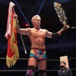 オカダ・カズチカが「NJPW Battle in the Valley サンノゼ大会」に参戦