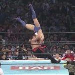 かっこいいプロレスの技名「垂直落下式DDT」に決まる